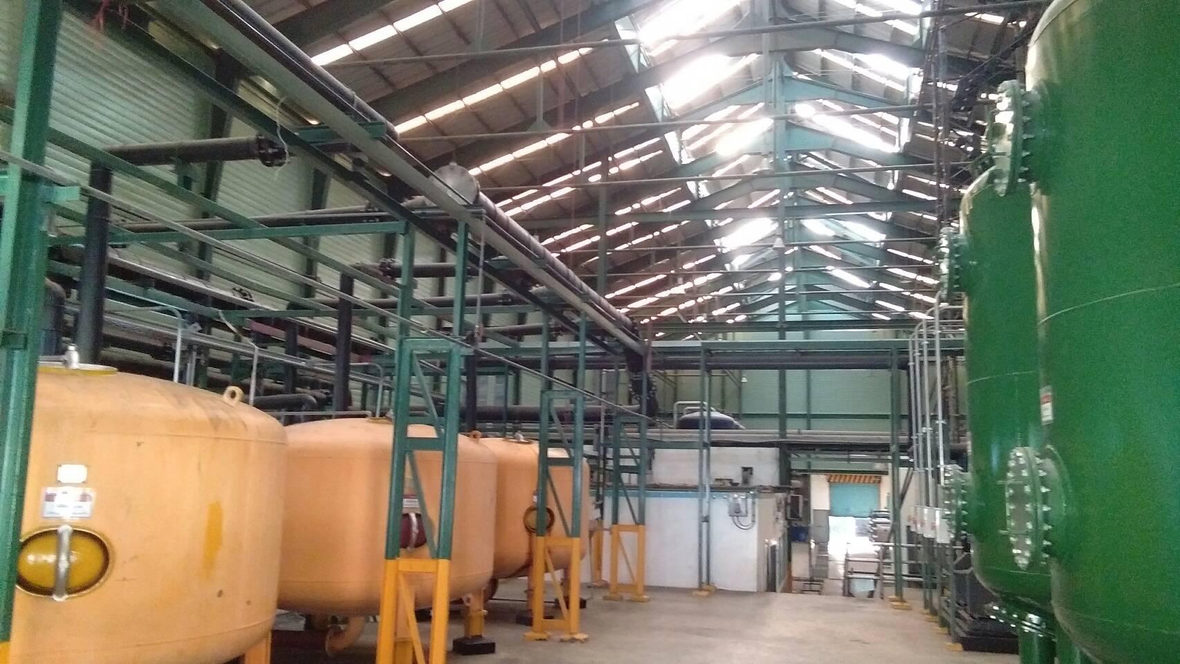 Project โรงงานเบียร์ช้าง